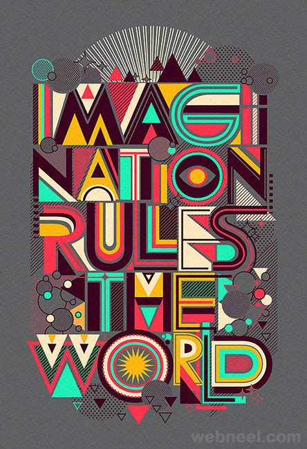 50 best typography design exles for your inspiration