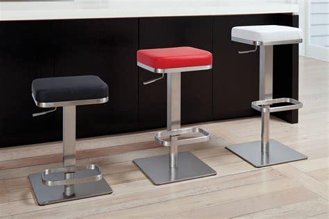 porto bar stool  paulack furniture harvey norman