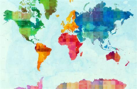 beautiful world map wallpaper gallery