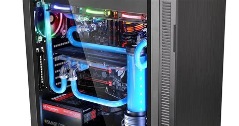 best pc case lighting the best tempered glass pc cases reviewed ultimate guide