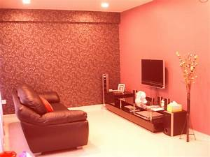 Living, Room, Lcd, Wall, Design, Drawing, Designs, With, Hall, Interior, And, Decoration, Decor, Decorating