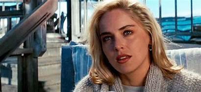 Sharon Stone Basic Instinct Catherine Tramell Gifs