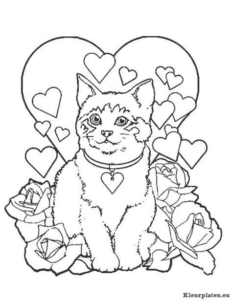 Kleurplaat Kttens by Kittens Kleurplaat 008510 Kleurplaat