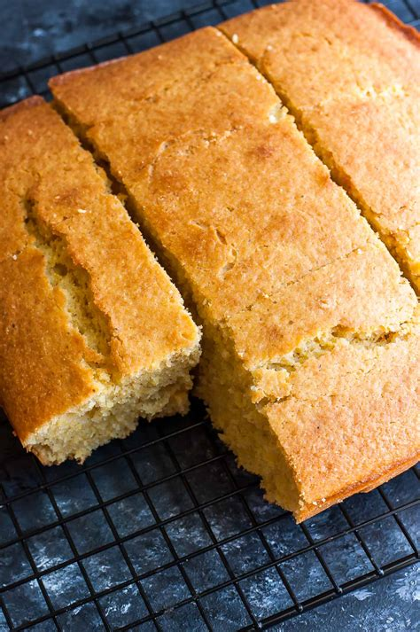 Best leftover cornbread recipes from leftover turkey cornbread casserole recipe thanksgiving.source image: Quick and Easy Homemade Cornbread - Peas And Crayons