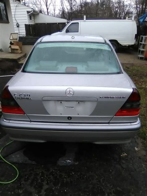 Mpg estimates from drivers like you! 2000 Mercedes Benz C230 Kompressor for Sale in Columbus ...
