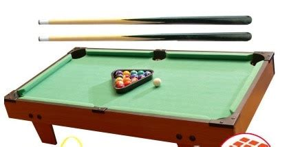 small pool table size small size billiards indoor mini tabletop one 5539