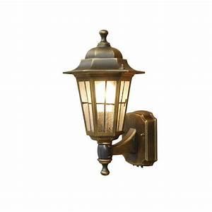 patriot lightingr south hampton decorative outdoor motion With outdoor lighting fixtures at menards