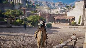 Assassin's Creed Origins Graphics Downgraded Post Patch 1 ...