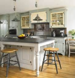 Kitchen Island Country How To Get That Provincial Country Look Doesn 39 T Cost The Earth Interiors Doesn 39 T Cost