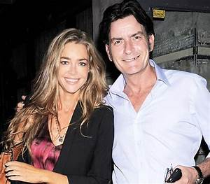 October 13, 2011 | Charlie Sheen and Denise Richards ...