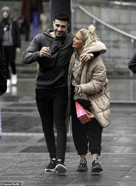 Love Island's Molly-Mae Hague seen with Tommy Fury after ...