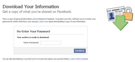 How Convert Your Facebook Data Pdf