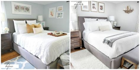 Small Master Bedroom Makeover