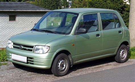 Daihatsu Cuore History, Photos On Better Parts Ltd