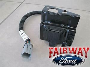 99 Thru 01 F250 F350 Super Duty Ford 4  U0026 7 Pin Trailer Tow