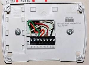 Newthermostat Installation Gone Wrong