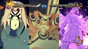 Naruto Shippuden Ultimate Ninja Storm 4 Hanabi Hyuga Vs