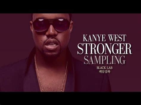 [beatmaking Tutorial] Kanye West  Stronger (sampling
