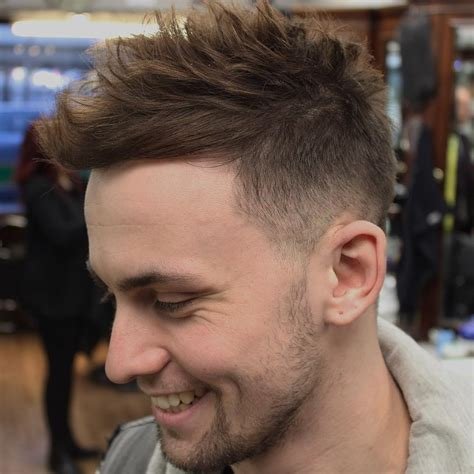 Light Fade by Top 10 Hairstyles For Boys