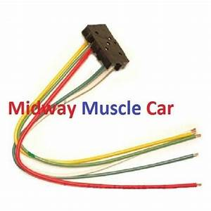 Power Window Switch Connector Repair Pigtail 63 64 65 66