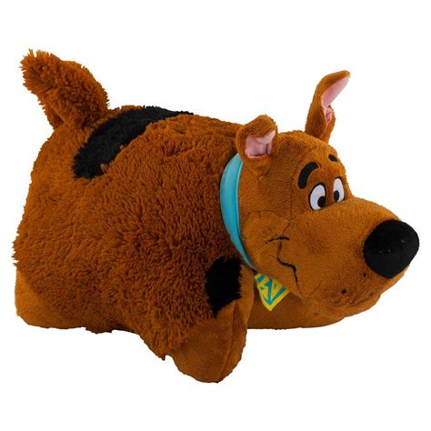 scooby doo dog pillow pet pal plush soft toy standard