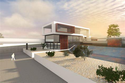 Verwaltungsgebäude Moderne Architektur Bauen