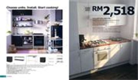 Ikea Sink Cabinet Malaysia by White Kitchen Cabinets In Ikea Catalogue 2011 By Ikea Malaysia
