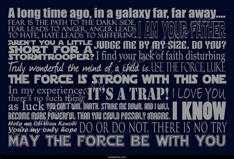 star wars farewell quotes quotesgram