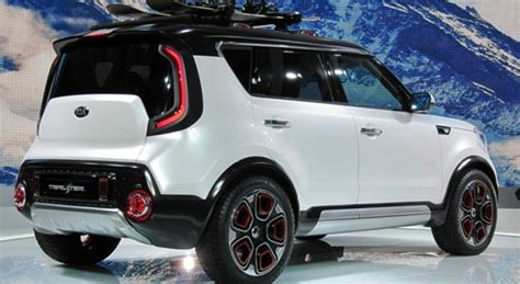 2018 Kia Exclaim  New Car Release Date And Review 2018