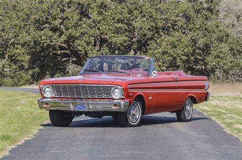 1964 Ford Falcon Futura Convertible Classic Old Retro USA ...