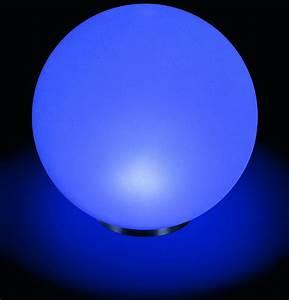 Solarkugel 40 Cm : solar kugel echtglas optik 40 cm wei es led licht fach ~ Watch28wear.com Haus und Dekorationen