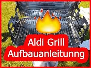 Rauchfreier Grill Aldi : aldi grill aufbauen anleitung edelstahl s ulengrill ~ Kayakingforconservation.com Haus und Dekorationen