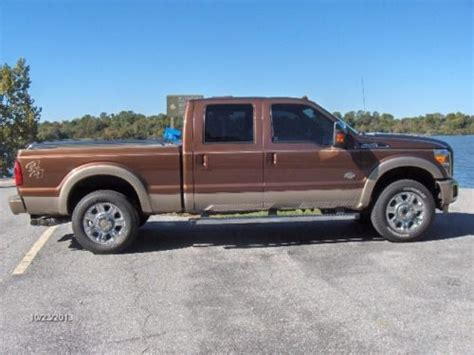 purchase   ford   super duty king ranch crew