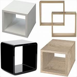 Etagere Cube Noir : etag re cube prix et choix comparer avec le guide kibodio ~ Teatrodelosmanantiales.com Idées de Décoration