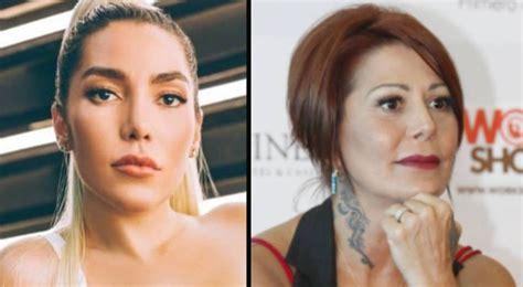"""Frida Sofía a Alejandra Guzmán: """"No puedes tapar el sol ..."""