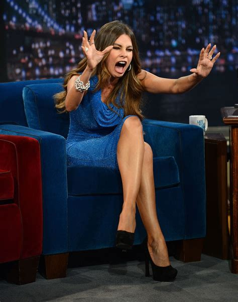 sofia vergara jimmy fallon sofia vergara late night with jimmy fallon 02 gotceleb
