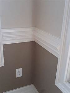 rocky bella chair rails its happening With wall paint ideas with chair rail