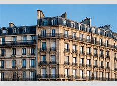 Apartment Building in Paris JuMoSc