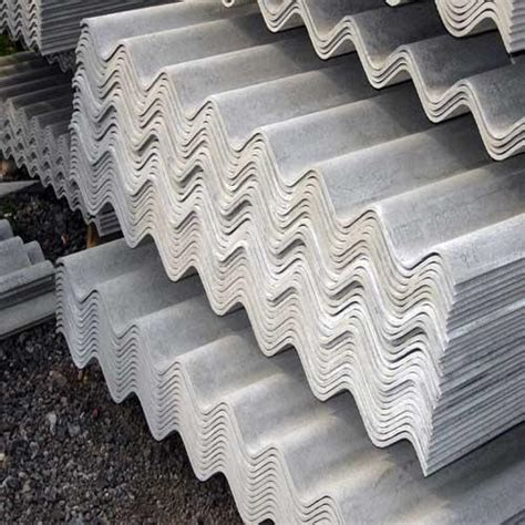 asbestos cement cladding cement sheet rs  square meter