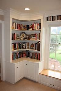 25+ bästa Corner bookshelves idéerna på Pinterest