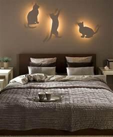 diy bedroom decorating ideas for diy bedroom lighting and decor idea for cat