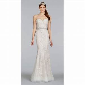 lace and embroidery strapless sweetheart neckline sheath With strapless sweetheart neckline wedding dress