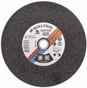 "Walter 10Q143 Chopcut 14"" x 3/32"" x 1"" Cut Off Wheel - KMS"