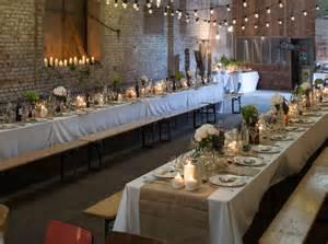 deco table de mariage 50 idées déco pour une table de mariage décoration