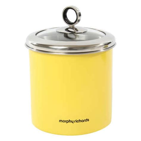 kitchen storage jars uk morphy richards 1 7 litre stainless steel large kitchen 6182