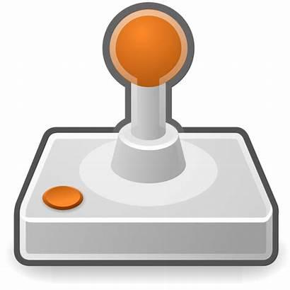 Gaming Input Publicdomainfiles Domain Tango Clip Icon