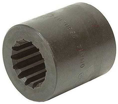 tooth splined shaft coupler   ebay
