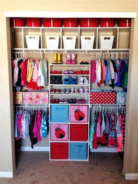 50 Ideen Für Gut Geplante Ordnung Im Kinderkleiderschrank