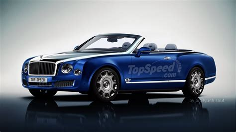 Bentley Mulsanne 2019 by 2019 Bentley Mulsanne Convertible Picture 678438 Car