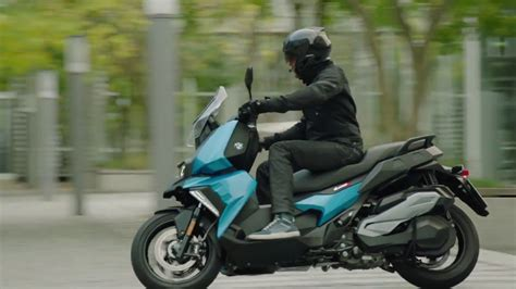 Review Bmw C 400 Gt by The New Bmw C 400 X Driving